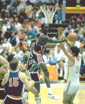 Air Jordan Olympic 1984