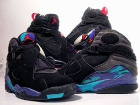 first rate 6551e bcb11 Air Jordan 8 VIII History | SneakerFiles
