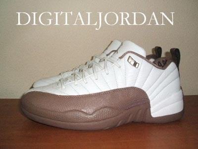 Air Jordan Retro XII Lows Chocolate