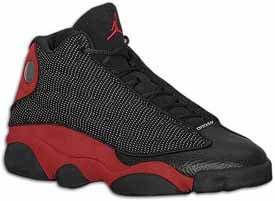 low priced a5a16 299fa Air Jordan XIII Black Red