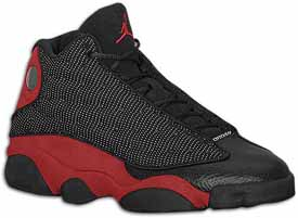 Air Jordan XIII Black/Red