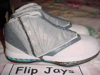 Air Jordan XVI Unreleased Sample