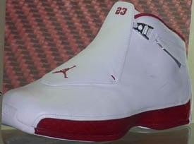 Air Jordan XVIII History