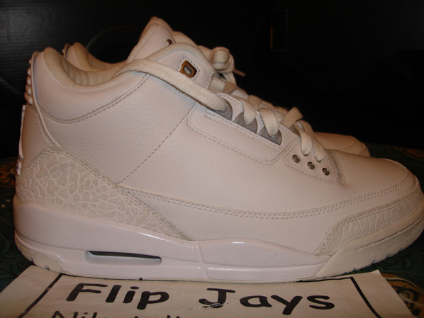 Air Jordan Retro III Pure