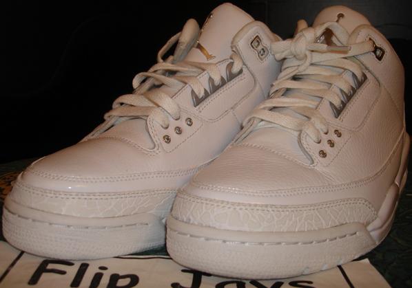 Air Jordan Retro III Pure