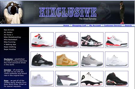 Kixclusive December 2006 Update