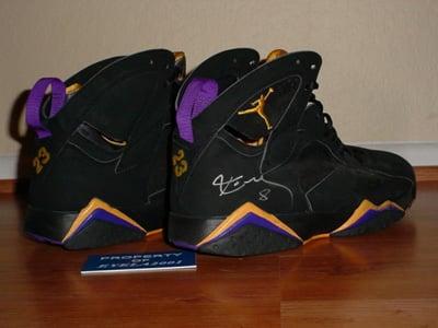 Kobe Bryant Jordan PE VII 7