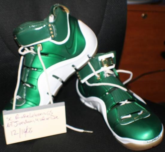 Nike Zoom Lebron IV SVSM