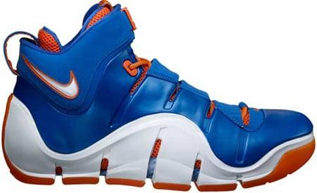 51d09f2019e2 Nike Zoom Lebron IV Birthday