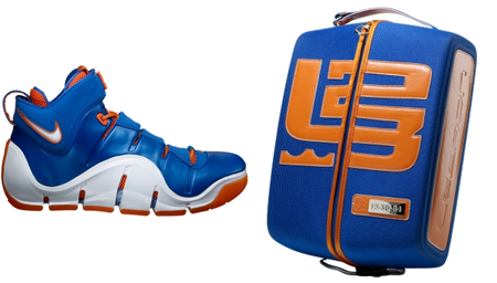 6adc1670bb2 Nike Lebron IV Birthday Pack Available Now ...