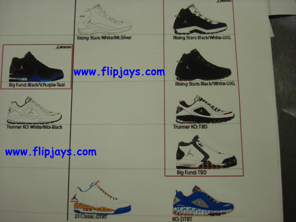 Air Jordan Retro XI I.E & VIII Aqua Pictures
