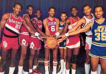 1984-1985 Rookie Season