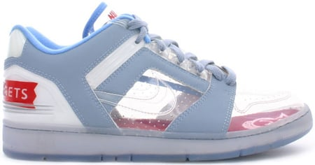 Clear and Invisible Nike Air Force 2 Espo