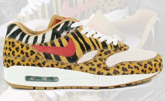 Nike Air Max 1 & 95 Safari Animal Pack | SneakerFiles