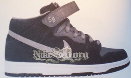 New Nike Dunk SB Mids