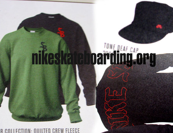 Nike SB Crew Collection