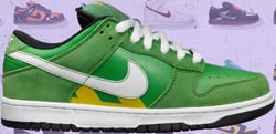 Nike Dunk SB Low Taxi Cab Series