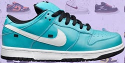 Nike Dunk SB Low Taxi Cab Series Blue