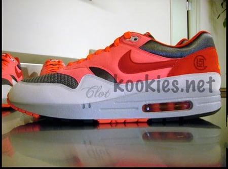 Nike Air Max 1 x CLOT x Kanye West