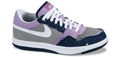 Nike Court Force Low Denim 2007