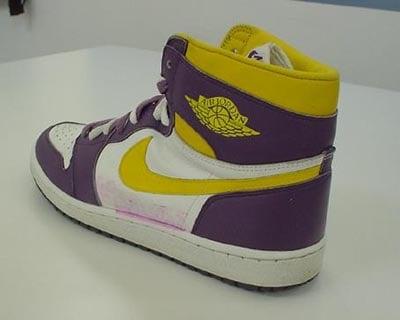 Air Jordan Original I Lakers