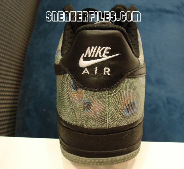 Nike Air Force One Wmns Peacock