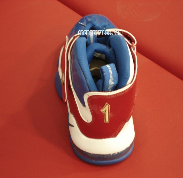 Nike Penny IV Red/White/Blue