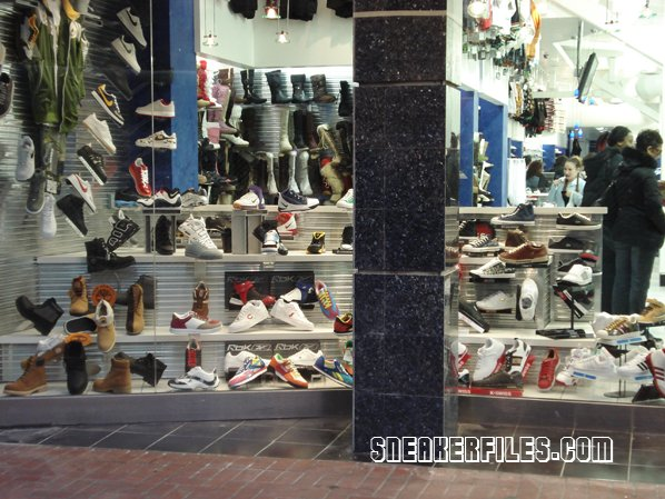 Shiekh Shoes San Francisco Grand Opening