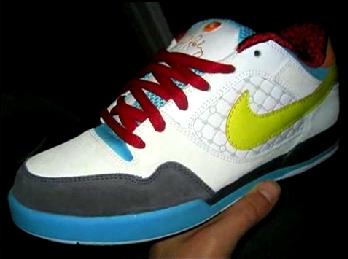 Nike SB P-Rod 2 New Color Ways