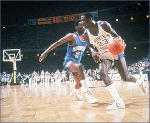 Michael Jordan College Career  575757d09