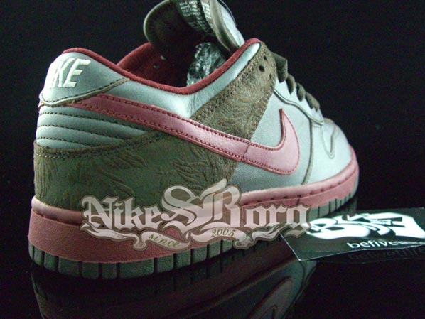 Nike Dunk Low Valentines Day 2007