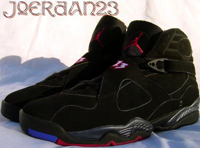 Michael Jordan PE VIII 8