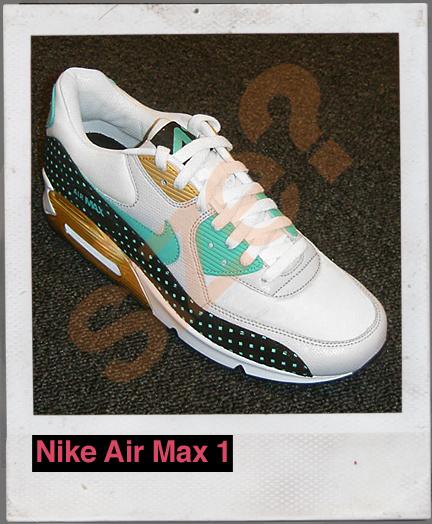 New Nike Air Max 1 - AM 90s and Air Stab