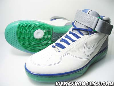 New Nike Air Force 25 Limited Edition