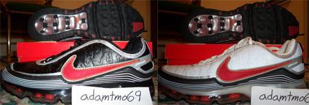 Nike Air Max 360 II Sample
