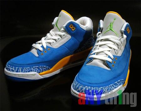 Air Jordan Retro 3 Spike Lee Vol. 2
