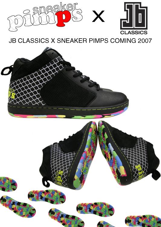 JB Classics x Sneaker Pimps