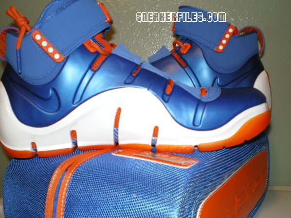 Nike Lebron IV Birthday Bundle Detailed Look