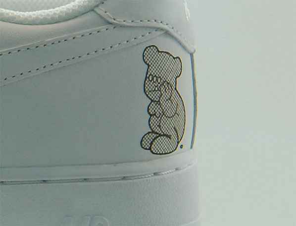 Nike Air Force One Lam Dog