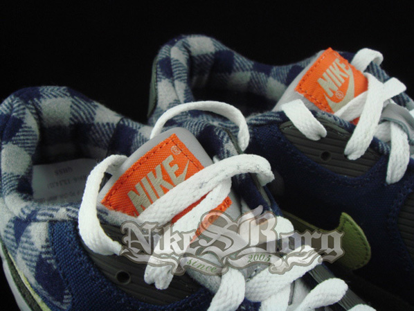 Nike Air Max 90 Check Wool Sample