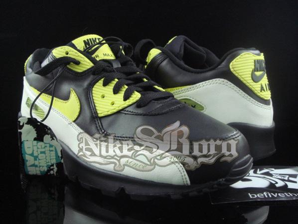 free shipping 963b6 1bf05 Nike Air Max 90 Glow in the Dark