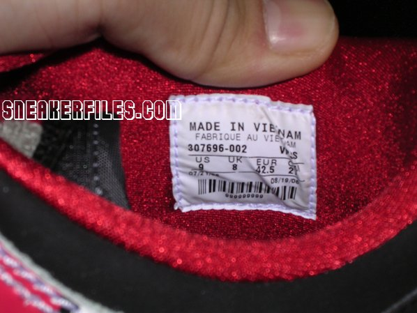 New Nike Dunk Low x Jordan VIII Pictures