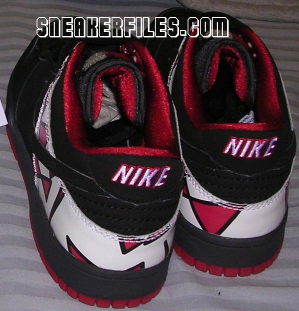 New Nike Dunk Low x Jordan VIII Pictures