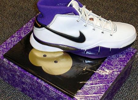 Nike Zoom Kobe 1 81 Points | SneakerFiles