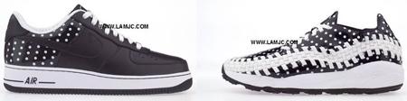 Nike Black Polka Dot Pack