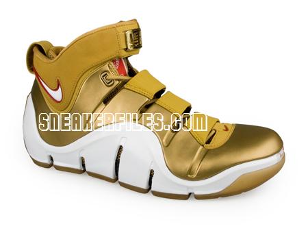Nike Zoom Lebron IV All Star Edition
