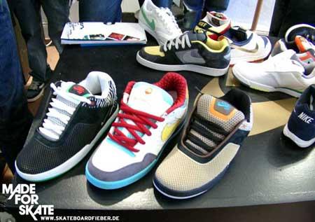 evidencia elegante bádminton  Nike Zoom Tre SB 2007 Preview | SneakerFiles