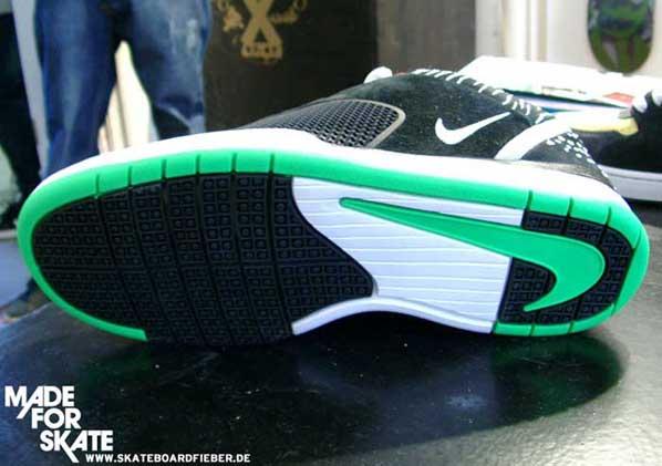 Nike Zoom Tre SB 2007 Preview
