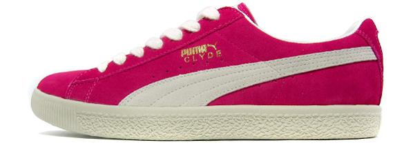 Puma Clyde Spring 2007 Collection