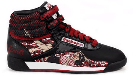 Reebok Freestyle High 25th Anniversary Series